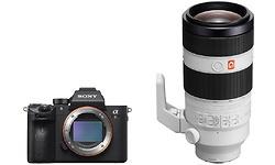 Sony A7R Mark III 100-400mm kit