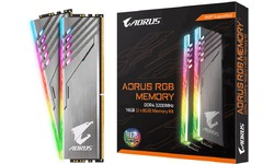Gigabyte Aorus RGB DDR4-3200 CL16 kit