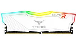 Team T-Force Delta RGB White 32GB DDR4-3000 CL16 kit