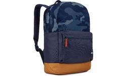 Case Logic Commence Backpack 24L Dress Blu Camo/Cumin