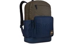 Case Logic Query Backpack 29L Olive Night/Dark Blue