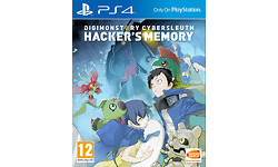 Digimon Story: Cyber Sleuth Hacker's Memory (PlayStation 4)