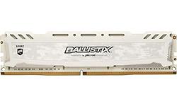 Crucial Ballistix Sport LT White 8GB DDR4-3200 CL16