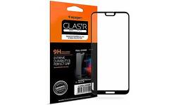 Spigen Full Cover Glass Huawei P20 Lite Protector Black