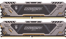 Crucial Ballistix Sport AT 16GB DDR4-3200 CL16 kit