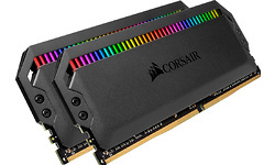 Corsair Dominator Platinum RGB 16GB DDR4-3600 CL18 kit