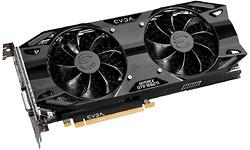 EVGA GeForce GTX 1660 Ti XC Ultra Gaming 6GB