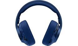 Logitech G433 Blue Camo