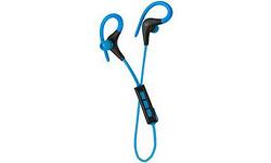KitSound Race Wireless Sports Earphones In-Ear Black/Blue