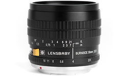 Lensbaby Burnside 35 Sony A-mount