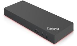 Lenovo ThinkPad Thunderbolt 3 Workstation Dock Black
