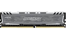 Crucial Ballistix Sport LT 16GB DDR4-3000 CL15 Grey
