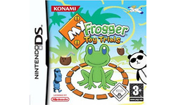 My Frogger: Toy Trails (Nintendo 3DS)