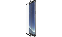 Belkin Tempered Curve Screenprotector For Galaxy S8 Black