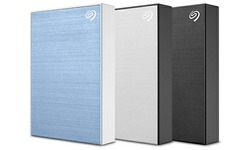 Seagate Backup Plus Portable 5TB Silver (STHP5000401)