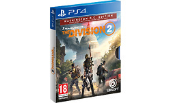 Tom Clancy's The Division 2 Washington D.C. Edition (PlayStation 4)