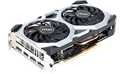 MSI GeForce GTX 1660 Ventus XS OC 6GB