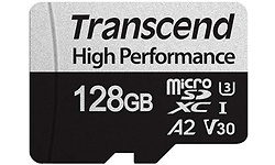 Transcend High Endurance MicroSDXC UHS-I 128GB