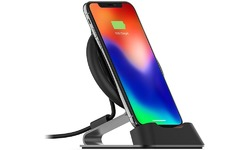 Mophie Universal Wireless Charge Stream Desk Stand 10W Black