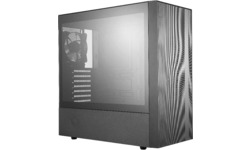 Cooler Master MasterBox NR600 Window Black
