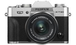 Fujifilm X-T30 15-45 kit Silver