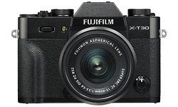 Fujifilm X-T30 15-45 kit Black