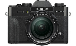 Fujifilm X-T30 18-55 kit Black