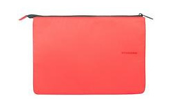 """Tucano Nylon Sleeve Case 13.3"""" Red"""