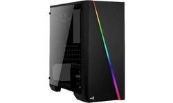 Aerocool Cylon Mini RGB Window Black