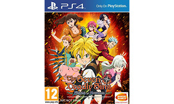 The Seven Deadly Sins: Knights of Britannia (PlayStation 4)