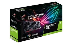 Asus RoG GeForce GTX 1660 Ti Strix Advanced 6GB