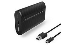 Hama Powerbank X7 USB-C 7800 Black