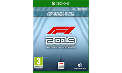 F1 2019 Anniversary Edition (Xbox One)