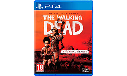 Telltale's The Walking Dead: The Final Season (PlayStation 4)