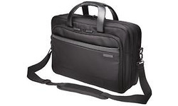 "Kensington Contour 2.0 Business Briefcase 15.6"" Black"