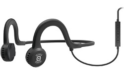 Aftershokz Sportz Titanium With Mic Onyx Black