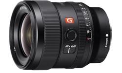 Sony FE Lens 24mm f/1.4 G Master