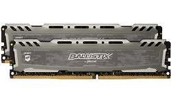 Crucial Ballistix Sport LT 32GB DDR4-3000 CL15 kit Grey
