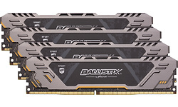 Crucial Ballistix Sport AT 32GB DDR4-3200 CL16 quad kit