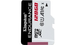 Kingston High Endurance MicroSDXC UHS-I 128GB
