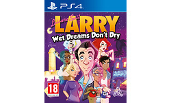 Leisure Suit Larry Wet Dreams Don't Dry (PlayStation 4)