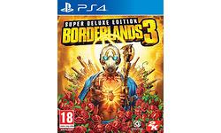 Borderlands 3: Super Deluxe Edition (PlayStation 4)