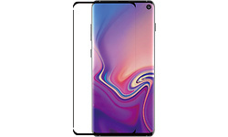Azuri Curved Glass Galaxy 10e Screenprotector Glas Black