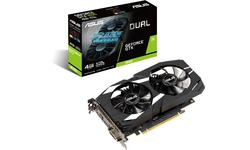 Asus GeForce GTX 1650 Dual 4GB