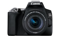Canon Eos 250D 18-55 IS STM kit Black