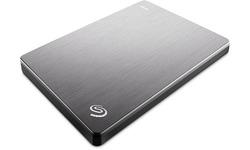 Seagate Backup Plus Slim 1TB Silver