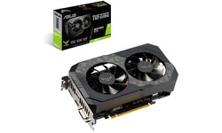 Asus GeForce GTX 1660 Ti TUF Gaming OC 6GB