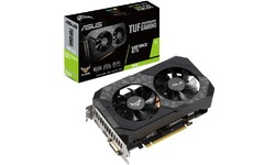 Asus GeForce GTX 1660 TUF Gaming 6GB