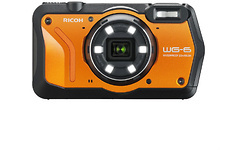 Ricoh Ricoh WG-6 Black/Orange