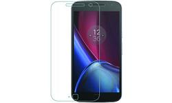 Azuri Screenprotector Tempered Glass For Motorola G4 Plus